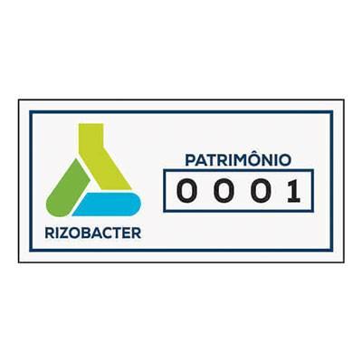 Etiquetas adesivas pvc