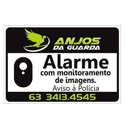 Placa de monitoramento de cameras