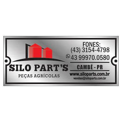 Placas em aluminio personalizadas