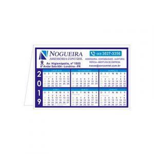Brindes calendarios de mesa